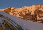 Refuge des Conscrits Massif Mont Blanc