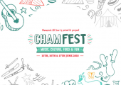 CHAM FEST is a new 3-day family festival that is to take place in Chamonix at Les Planards on 15th, 16th and 17th June 2018! Photo source: @www.facebook.com/CHAMFEST/photos