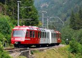 Mont-Blanc Express Chamonix