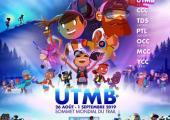 UTMB® poster, created by Matthieu Forichon, found on @utmbmontblanc.com