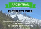 Argentrail 2019 official poster