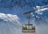 Chamonix: all the ski resorts like Brévent are now closed