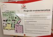 Projet de restructuration complet du Casino de Chamonix. photo source @www.radiomontblanc.fr