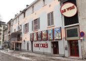 Cinéma Vox de Chamonix. photo source : @ledauphine.com