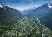 vallée de Chamonix Mont Blanc