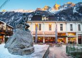 Chamonix devance Megève et Val Thorens dans le classement des Français et des touristes étrangers.