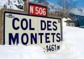 Col des Montets route (D1506)