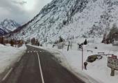 Réouverture du Col des Montets