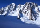 Col des Cristaux, en amont du bassin d'Argentière, dans le massif du Mont-Blanc.