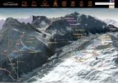 FATMAP: explore the Chamonix valley and its ski resorts in 3D