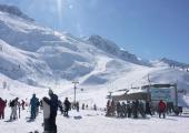 Grands Montets ski resort Chamonix