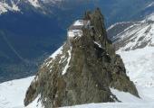 Refuge des Grands Mulets (3051 mètres). Photo source:@www.camptocamp.org