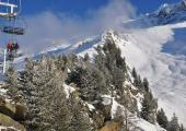 The Compagnie du Mont-Blanc has announced the partial opening of the Grands Montets ski area for the upcoming weekend: Saturday 23rd and Sunday 24th November 2019.