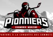 Pionniers de Chamonix logo