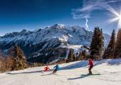 Les Houches family village-resort