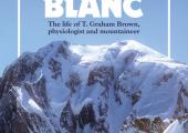 The Uncrowned King of Mont Blanc book published by Vertebrate Publishing, photo source @v-publishing.co.uk
