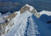 The Mont-Blanc summit