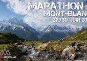 Marathon du Mont-Blanc 2019. Photo source: @sportstoursinternational.fr
