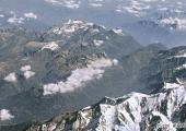 The Aiguilles Rouges massif. Photo source: @http://www.geol-alp.com