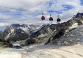 Panoramic Mont-Blanc gondola Chamonix