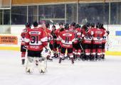 Ligue Magnus: victoire capitale des Pionniers sur la glace de Strasbourg. Photo source: @montblanclive.com/radio