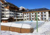 La Résidence & Spa Vallorcine Mont-Blanc.