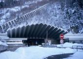 The Mont-Blanc Tunnel