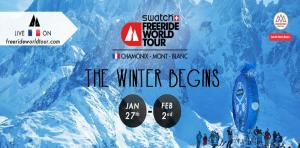 Swatch Freeride World Tour 2017