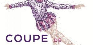 figure skating Cup in Chamonix, poster of 2019 edition