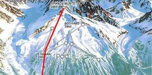 Chamonix: Prolongation fermeture Top des Grands-Montets. Photo source: @Mont-Blanc Natural Resort