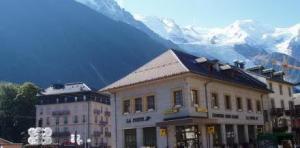 Chamonix Post Office, Place Balmat