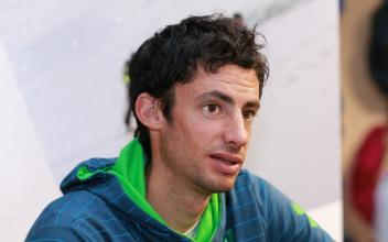Kilian Jornet is the triple winner of the 2008, 2009 and 2011 editions of UTMB