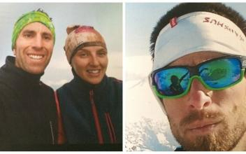 Alpinistes disparu. Photo source: @francebleu.fr