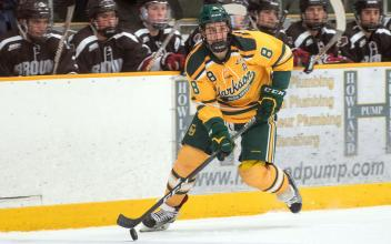 Ice hockey: Chamonix recruits Perry D'Arrisso. Photo source: @www.eliteprospects.com
