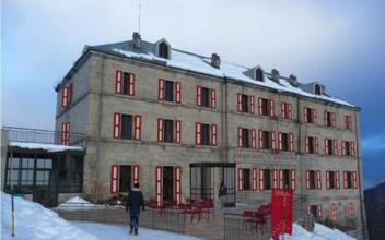 Renovation of the Grand Hôtel du Montenvers. Photo source: www.compagniedumontblanc.fr