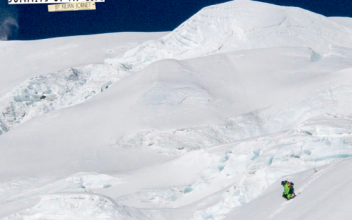 Kilian Jornet summits Everest for the second time. photo source: @ http://blog.summitsofmylife.com