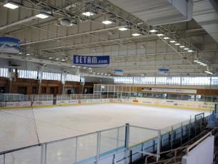 Richard Bozon ice rink