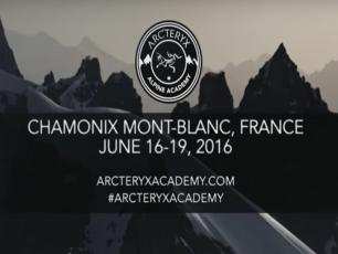 2016 Arc'Teryx Alpine Academy