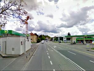 Fuel Station Grand-Saconnex