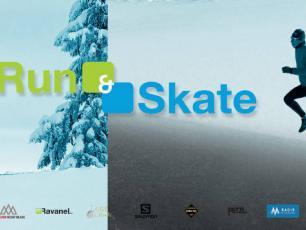 Run & Skate 2019 poster