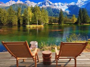 Chamonix, Mont Blanc, landscape
