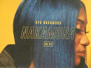 Aya Nakamura, by Sina-taysi, licensed under CC BY 4.0, found on https://commons.wikimedia.org/wiki/File:Nakamura_(album_by_Aya_Nakamura).jpg