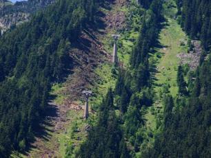 The Brévent – Planpraz area. Photo source: @www.wikipedia.com