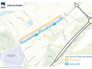 Car traffic will change in the center of Chamonix