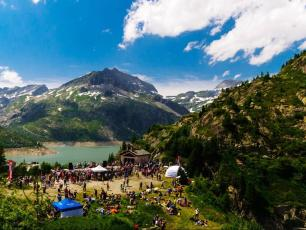 Concerts in Altitude, Chamonix Valley