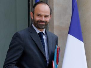 The Prime Minister Édouard Philippe. Photo source: @lejdd.fr