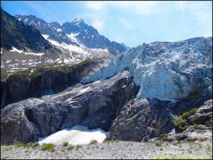 The Argentière Glacier