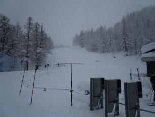 Courmayeur earlier this week