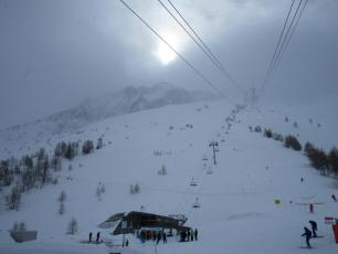 Grands Montets today