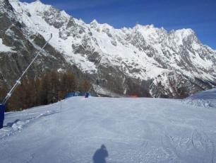 Courmayeur Saturday Dec 1st